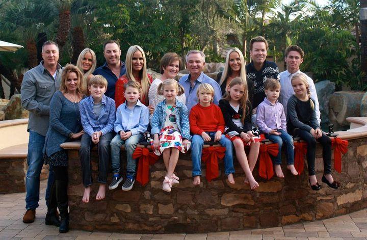 A Big, Happy Family