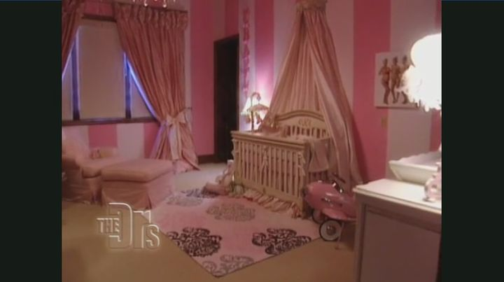 Another Pink Nursery